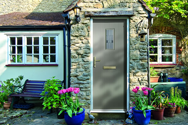 What are the safest front doors?