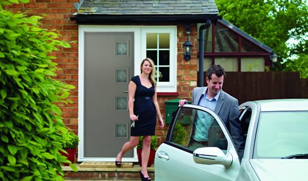 Front Door Durable