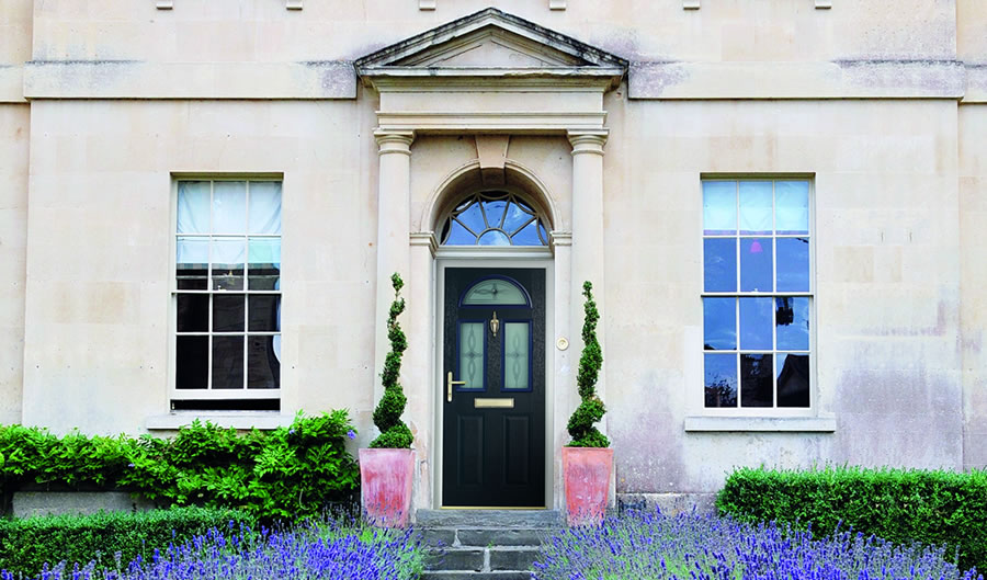 How secure are uPVC doors?
