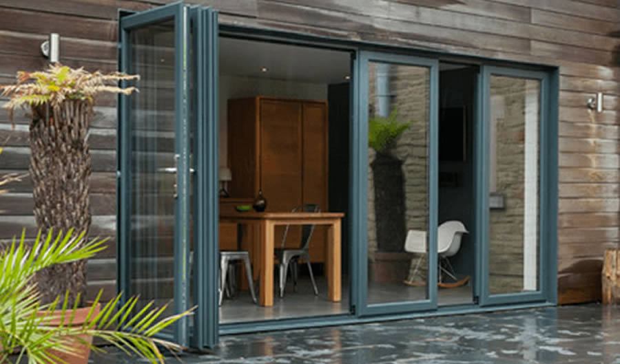 What are Slide and Swing Doors?