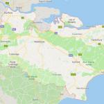 Kent map