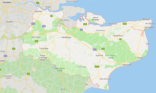 Is Kent a county? (and 4 facts about the Garden of England)